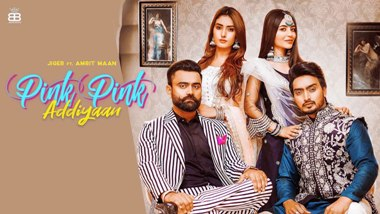 Pink Pink Addiyan Lyrics - Jigar Ft. Amrit Maan