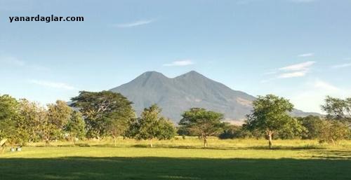 San Vicente Volkan Resimleri