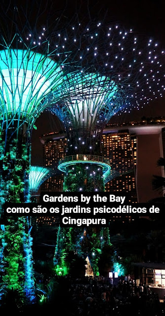 Gardens by the Bay Cingapura