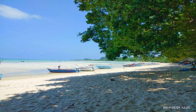 Bharatpur Beach - Neil Island, Andaman & Nicobar