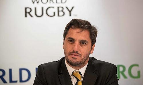 Pichot candidato a Presidente de World Rugby