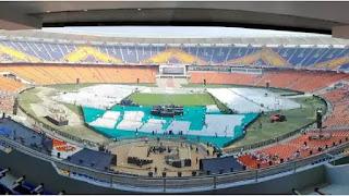 Donald Trump visit India watch full Live Session at Motera Stadium