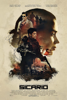 Sicario 2015 Dual Audio 720p BluRay