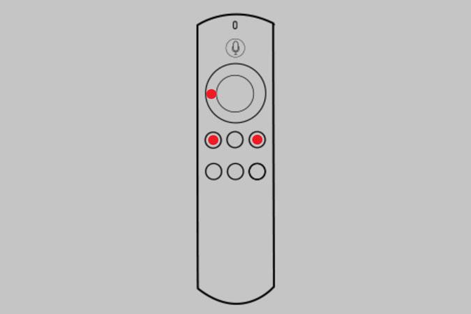 Firestick Remote Buttons