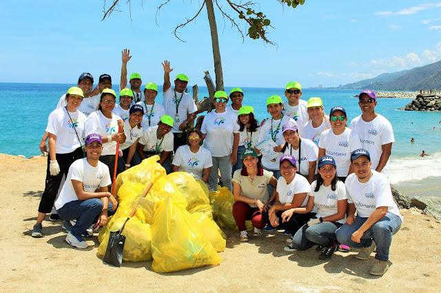 VENEZUELA: Banesco se unió, por noveno año, al Día Mundial de las Playas