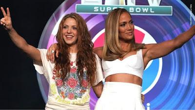 Super Bowl paralizará al mundo con Shakira y JLO-PuroIngenio