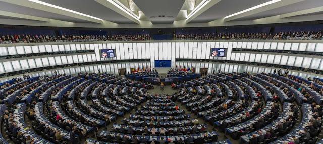 Parlamento de la Union Europea y poder legislativo