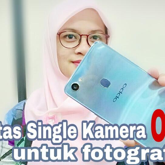 Kualitas Single Kamera OPPO F7 Cukup Untuk Hal Fotografi