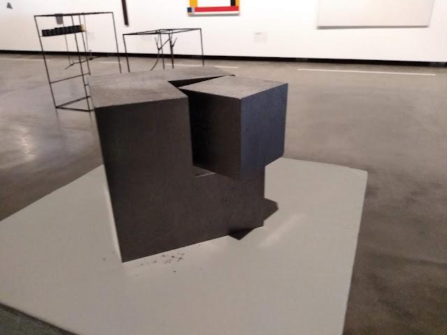 Construções e Geometrias - MuBE