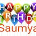 जन्मदिन की हार्दिक शुभकामनाएं Saumya, हर एक बहन के लिए उनके भाइयों का पत्र हैं हर एक बहन को यह पत्र जरूर पढ़ना चाहिए (BirthdaySpecial Letter For Sweet Sister )