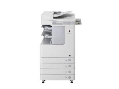 Spesifikasi Mesin Fotocopy Canon iR 2545