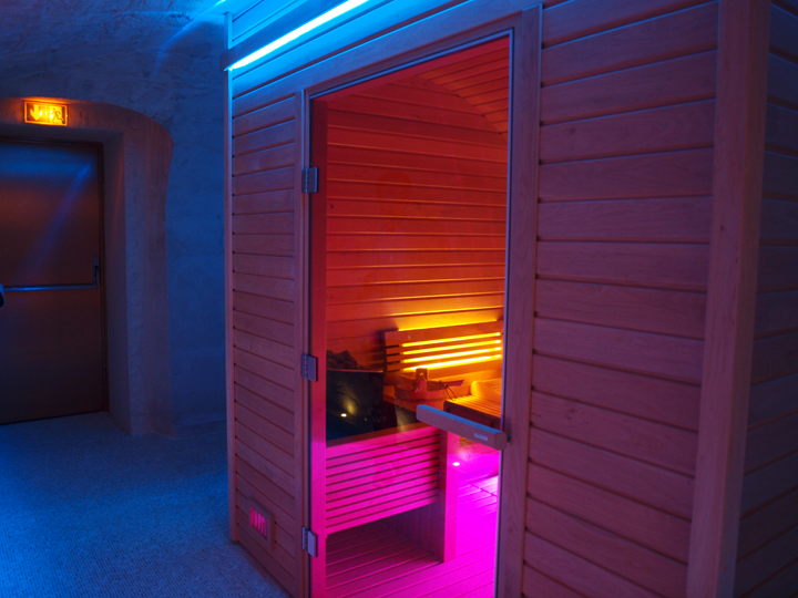 sauna Spa du Marais Paris