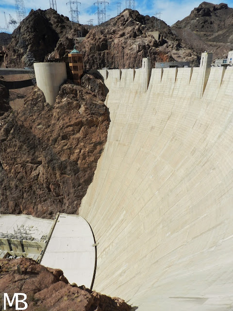 hoover dam fiume colorado