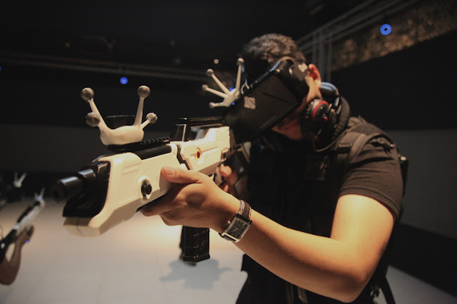 EXA SetiaWalk Outpost - Permainan Hyper-Reality Pertama Di Asia!