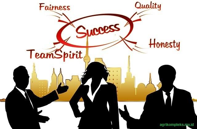 Menjadi pemimpin dalam berwirausaha