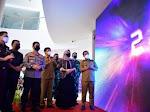 """Plt Gubernur Sulsel Resmi Launching Sulsel Kebut Vaksinasi dan Telemedicine """"Hallo Dokter"""""""