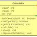 [Exercício 03] Programação Orientada a Objetos - Calculadora