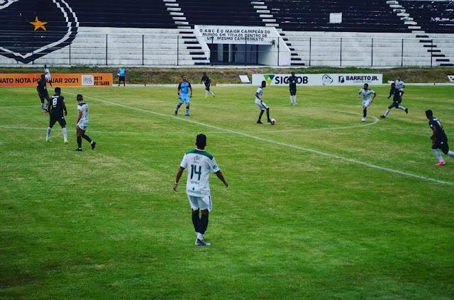 Assu estreia com derrota no Campeonato Potiguar