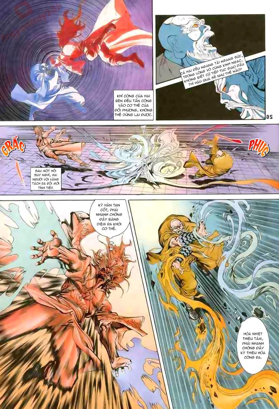 Cơ Phát Khai Chu Bản chapter 86 trang 27