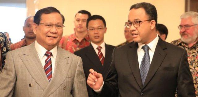 Gerindra Bantah Hubungan Anies Baswedan-Prabowo Subianto Retak Jelang Pilkada DKI