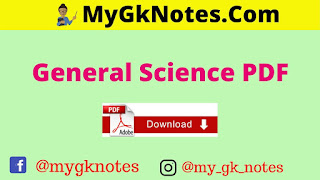 General Science PDF in Hindi