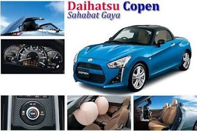 Harga Daihatsu Copen
