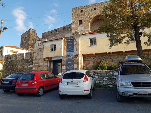 חניית מצודת הפטפירגיו