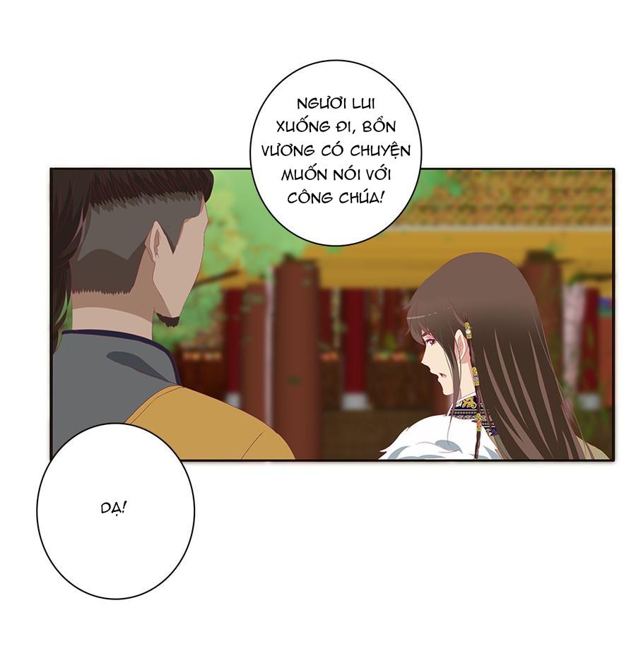 Thông Linh Phi chap 530 - Trang 7