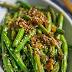 Chinese | Garlic Chinese Style Green Beans