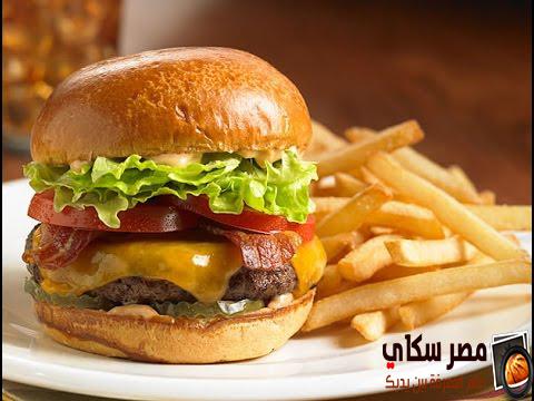 تعرف على أضرار البرجر وماهى البدائل Damage burgers