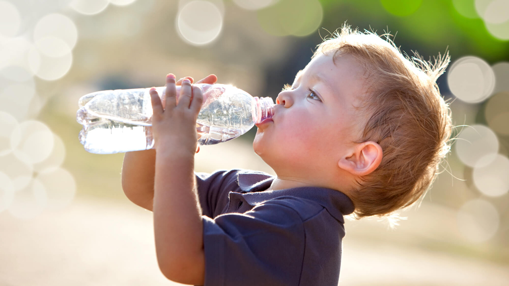 How to Hydrate Your Kid