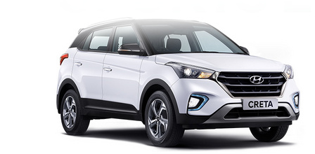 Hyundai launch creta sport edition.