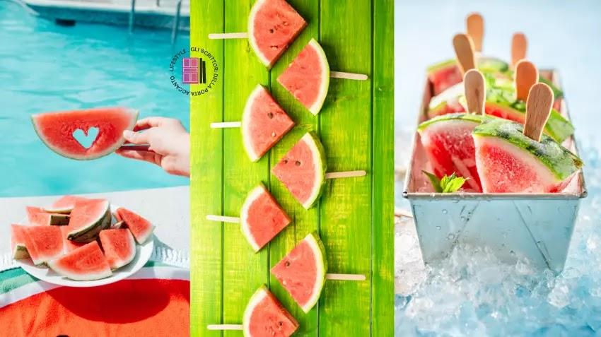 L'anguria, il frutto dell'estate