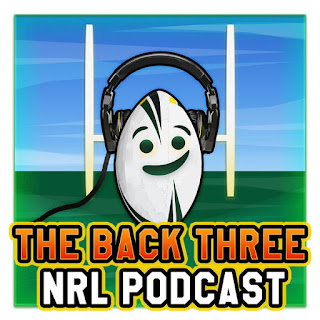 The Back Three Podcast