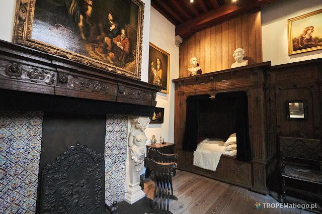 Sypialnia Rembrandta