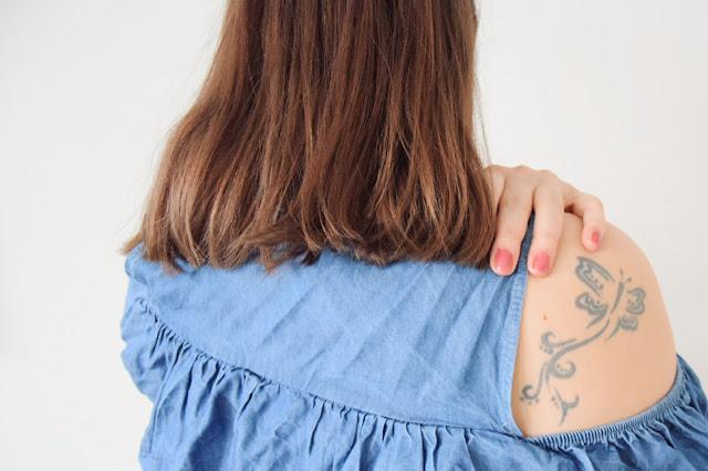 Minä ja mun tatuoinnit || OSA 1