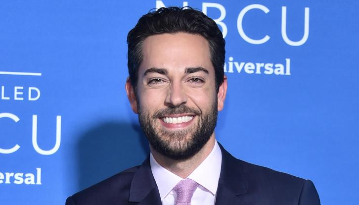 The Marvelous Mrs. Maisel - Season 2 - Zachary Levi to Recur