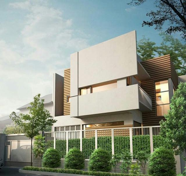 Luxury 2 Story House Design