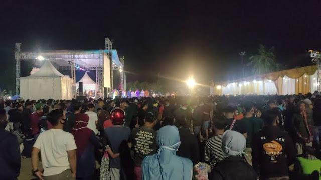 Buntut Dangdutan Saat Pandemi, Kapolsek Tegal Selatan Dicopot, Wakil Ketua DPRD Terancam Pidana