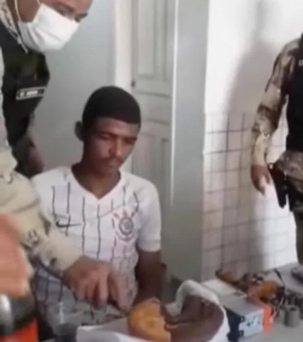 Detienen a ladrón el día de su cumple y lo festejan en la cárcel