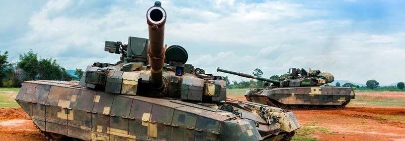 Оплот проти VT4: в Таїланді провели порівняльні стрільби (ВІДЕО)