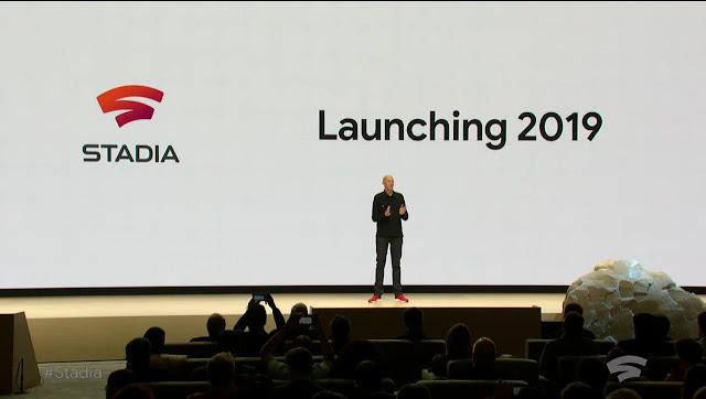 Google Stadia anunciará pronto su fecha de lanzamiento, precio y juegos.