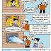 """Perang Komik """"nolong kebakaran, nanya agamamu apa"""" ini viral di sosmed"""
