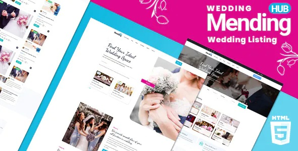 Best Wedding Listing Template