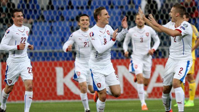 Islandia vs Republik Ceko