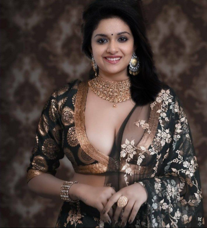Keerthy Suresh sexy fake edited picture