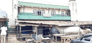 Agege Mosque sealed hours after Lagos Covid-19 taskforce was attacked at the site