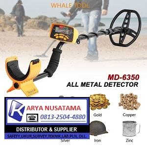 Jual Metal Detector 2mtr Underground MD-6350 di Bandung