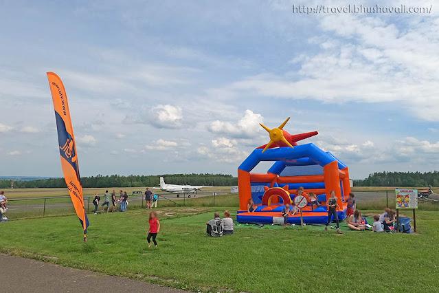 SkydiveSpa Kids Playarea