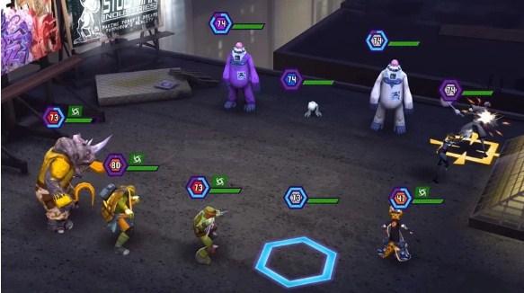 Download Game Ninja Turtles Legends v1.1.6 Mod Apk